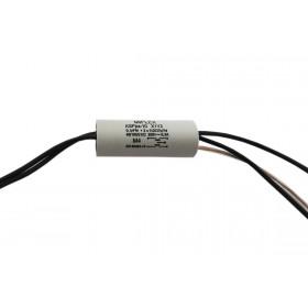 Kondensator przeciwzakłóceniowy 0.22uF + 2*2.7nF 250V KSPPZ-10