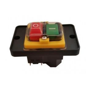 Wyłącznik elektromagnetyczny KJD18 15A/400V trójfazowy