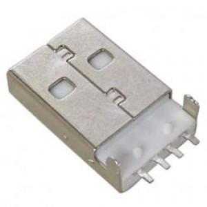 Wtyk USB typu A do montażu SMD