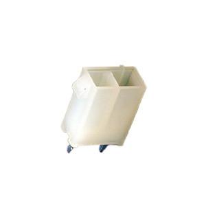 Wtyk do druku prosty 2 PIN MRX566-02 opak=100 szt