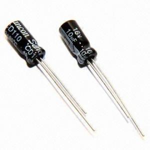 Kondensator 100uF/10V 5x5mm 105C opak=100 szt