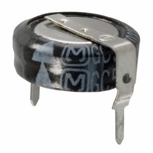 Kondensator GOLD CAP 0.1F 5.5V R=10mm poziomy