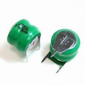 Bateria akumulator 2V4 80mAh 2 piny