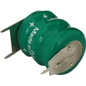 Bateria akumulator 3V6 80mAh 3 piny