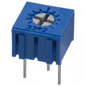 Potencjometr precyzyjny 3362P 1K Ohm 7mm l=50szt
