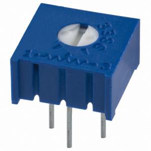 Potencjometr precyzyjny 3386P 100 Ohm 9.5mm l=50szt