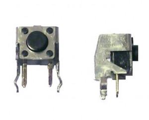 Tact Switch 6x6mm h=8.35mm kątowy opak=100 szt