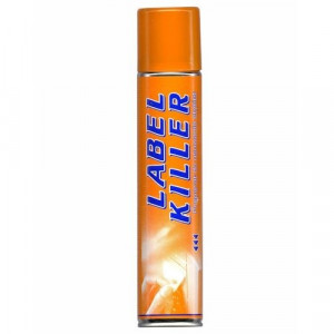 Label killer (preparat do usuwania etykiet) spray 300ml