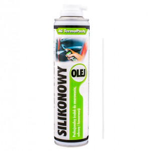 Olej silikonowy spray 300ml