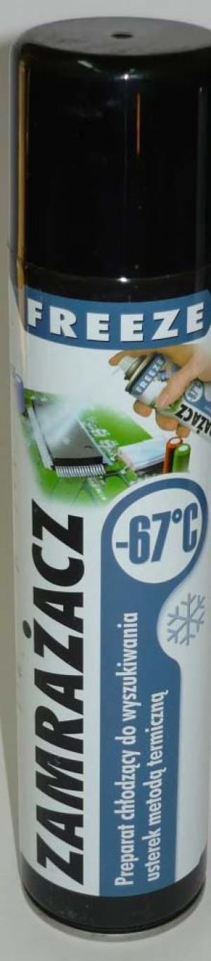 Freeze (zamrażacz -67C ) spray 300ml