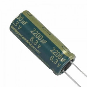 Kondensator 1000uF/16V 10x17mm LOW ESR opak=100 szt