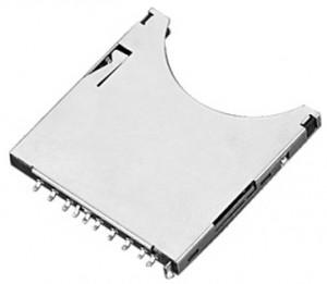 Gniazdo do karty pamięci SD z wyrz SD238