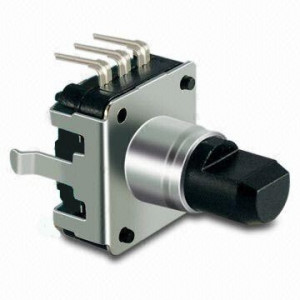 Enkoder 24 impulsy l=15mm EC12