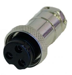 Wtyk mikrofonowy NC/CB 3 PIN