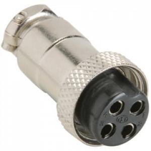 Wtyk mikrofonowy NC/CB 4 PIN