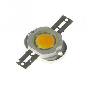 Dioda LED 5W Biała ciepła