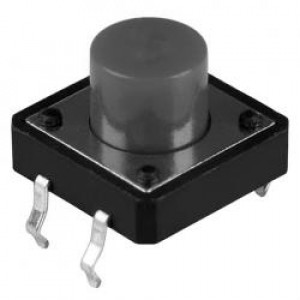 Tact Switch 12x12mm h=7.5mm opak=100 szt