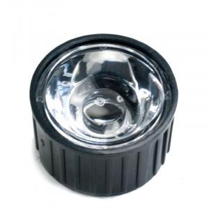 Soczewka LED mocy kąt 25° SPL2