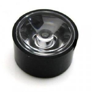 Soczewka LED mocy kąt 45° SPL3