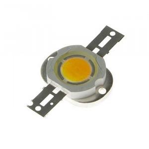 Dioda LED 5W Żółta