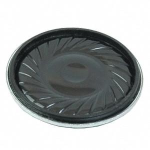 Głośnik YD27-05 0.5W 8 Ohm h=5mm membrana plastikowa
