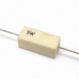 Rezystor 5W RWA 3.6 Ohm