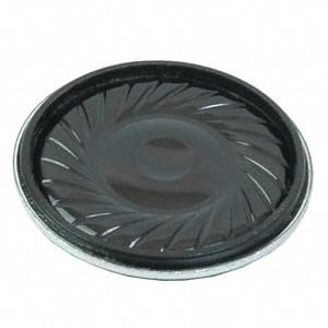 Głośnik YD20 0.5W 8 Ohm h=4mm membrana plastikowa