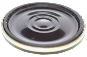 Głośnik YD23 0.5W 8 Ohm h=4mm membrana plastikowa