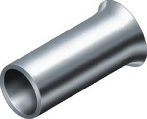 Końcówka rurkowa nieizolowana 1.0/8mm opak=100 szt