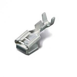 Konektor żeński z odczepem 6.3mm opak=100 szt