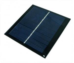 Ogniwo słoneczne 0.5W 5V OS28 70x70x2.7mm