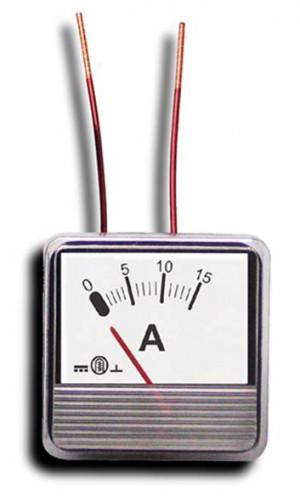 Miernik analog.panel amperomierz 5A MP