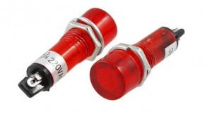 Kontrolka 230VAC czerwona