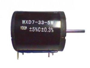 Potencjometr wieloobrotowy 5W 2.2K Ohm