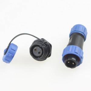 Złącze hermetyczne kpl. 2 PIN SP1310