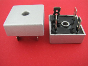 Mostek prostowniczy KBPC1510 15A 1000V konektory