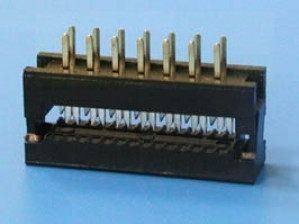 Przejście kabel --> druk IDC14 opak=100 szt