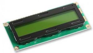 Wyświetlacz LCD 2x16 80x36mm bez podświetlenia
