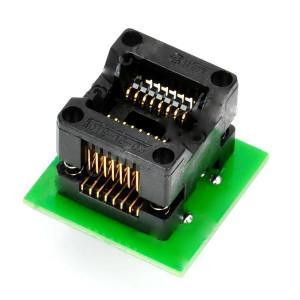 Adapter z SOP16 na DIP16 wąska