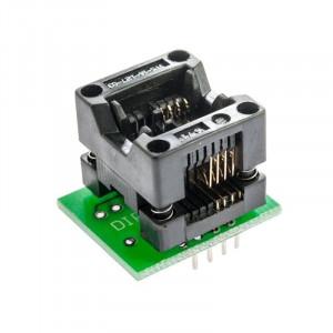 Adapter z SOP8 szeroka na DIP8