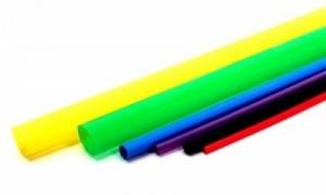 Rurka termokurczliwa 1.2/0.6mm 1mb czarna