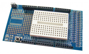 Arduino ProtoShield Mega + płytka 170 pól