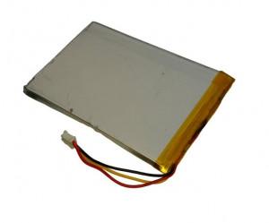 Akumulator Li-Poly 1000mAh 3.7V 3 przewody