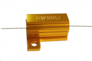 Rezystor drutowy 5W 0.68 Ohm