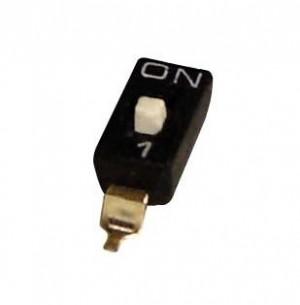 DIP Switch IC SMD x1 Czarny l=125szt