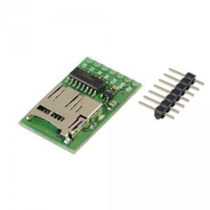 Moduł czytnika kart microSD z konwerterem