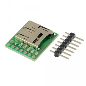 Moduł czytnika kart microSD