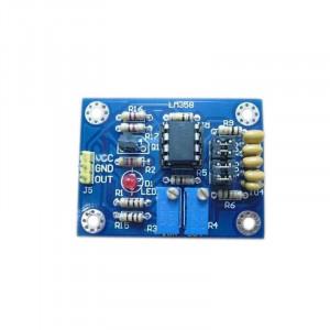 Moduł generatora sygnału prostokątnego LM358
