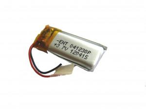 Akumulator Li-Poly 70mAh 3.7V