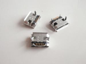 Gniazdo micro USB typu B do montażu SMD Typ2